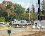 CSXT 7509 North